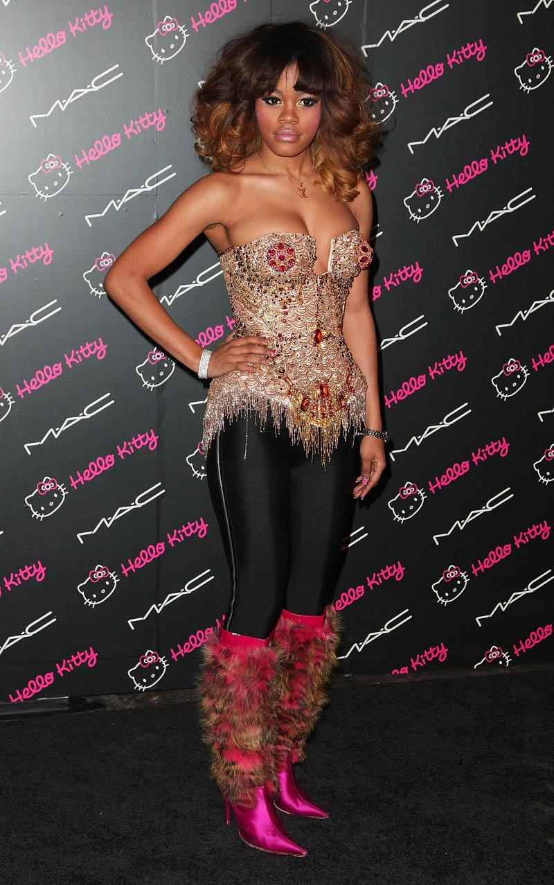 Teyana Taylor 2011